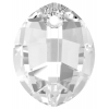 Swarovski Pendant 6734 Pure Leaf 14mm Crystal